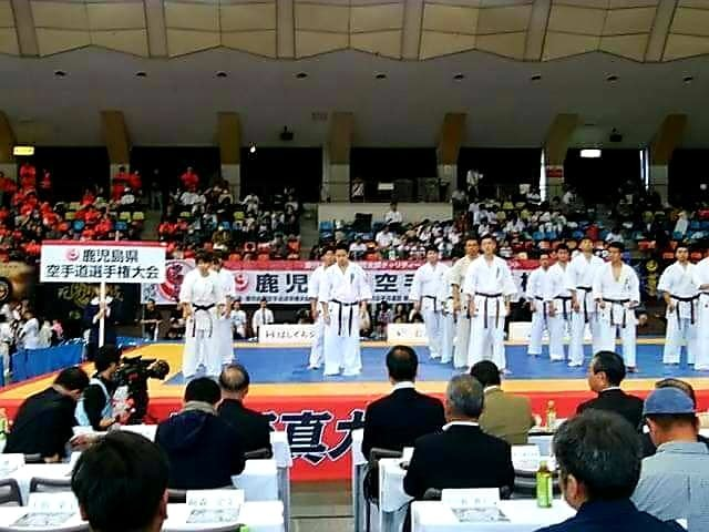 23日の和歌山大会、24日の鹿児島県大会、すべてのスケジュールを無事に終えることが出来ました。_c0186691_11151194.jpg