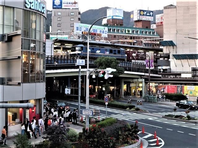 藤田八束の鉄道写真@阪急電車のお客様に感謝、傘忘れました。でも忘れ物センターに届いていました。この感激で元気になれました。_d0181492_22035337.jpg