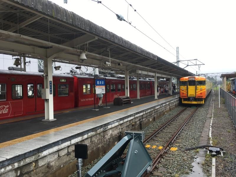 しなの鉄道115系台鉄自強号色&コカコーラ色_d0367998_09150745.jpeg
