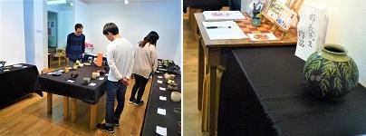 2019.11.27 近大陶芸部による陶芸展が開催されました!_e0189606_10204399.jpg