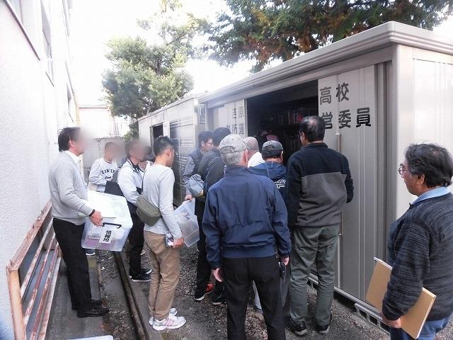 12月1日(日)の避難所開設・運営訓練の準備が大詰め! 吉原高校避難所運営委員会_f0141310_07543751.jpg