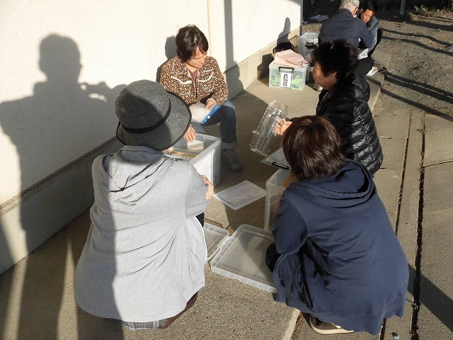 12月1日(日)の避難所開設・運営訓練の準備が大詰め! 吉原高校避難所運営委員会_f0141310_07550048.jpg
