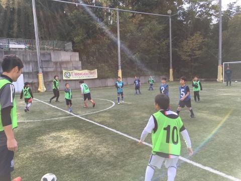 ゆるUNO 11/16(土) at UNOフットボールファーム_a0059812_16310639.jpg