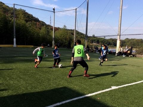 ゆるUNO 11/16(土) at UNOフットボールファーム_a0059812_16312190.jpg