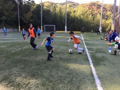 ゆるUNO 11/16(土) at UNOフットボールファーム_a0059812_16314400.jpg