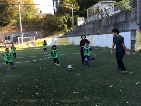 ゆるUNO 11/16(土) at UNOフットボールファーム_a0059812_16334353.jpg