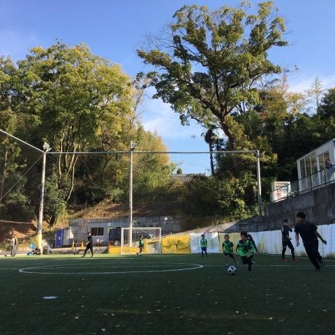 ゆるUNO 11/16(土) at UNOフットボールファーム_a0059812_16335309.jpg