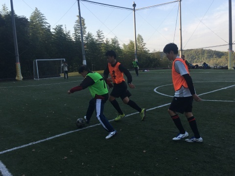 ゆるUNO 11/16(土) at UNOフットボールファーム_a0059812_16350464.jpg