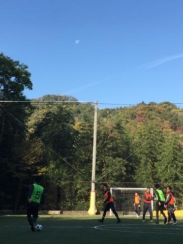 ゆるUNO 11/17(日) at UNOフットボールファーム_a0059812_16494813.jpg