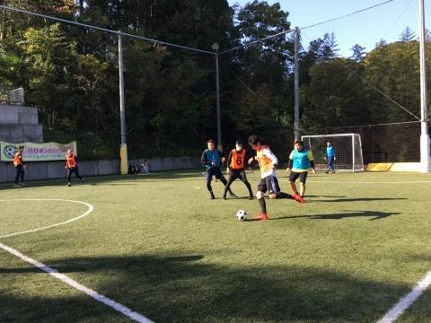 ゆるUNO 11/17(日) at UNOフットボールファーム_a0059812_16501238.jpg