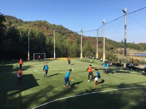 ゆるUNO 11/17(日) at UNOフットボールファーム_a0059812_16513410.jpg