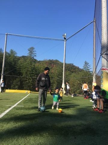 ゆるUNO 11/17(日) at UNOフットボールファーム_a0059812_16551854.jpg