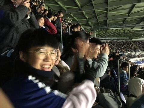 11/19(火) 休蹴日 キリンチャレンジカップ 見て来ました〜_a0059812_18092004.jpg