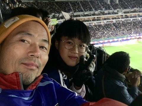 11/19(火) 休蹴日 キリンチャレンジカップ 見て来ました〜_a0059812_18215571.jpg