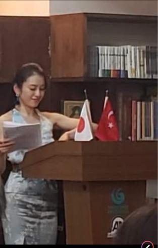 2019年 トルコ年をお祝いして..トルコ文化センター_c0113713_23260182.jpg