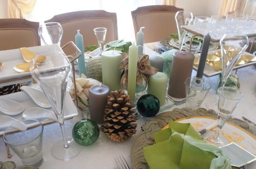 【クリスマスお料理教室(テーブルコーディネート)】_f0215714_16181503.jpg