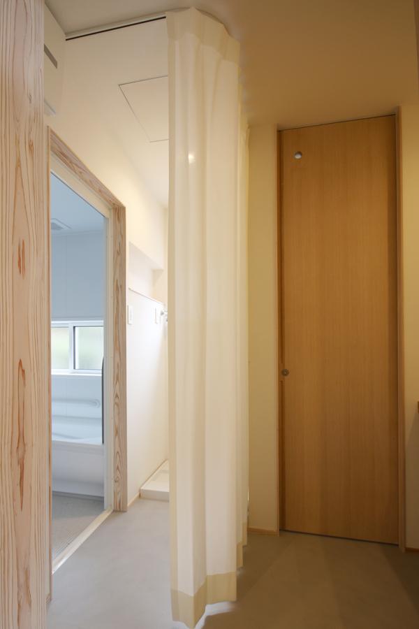 アウトドア大好き家族のリノベ住宅が完成しました!_e0029115_21091355.jpg