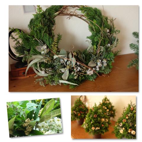 Christmas wreathe 🌲_a0161718_13470897.jpg