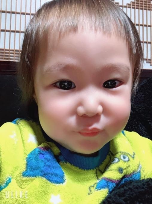 姪っ子カット♡_e0062921_20373997.jpg