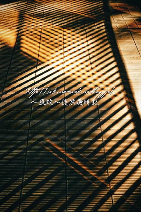 交差する幾何学的な光と影。_f0235723_18510090.jpg