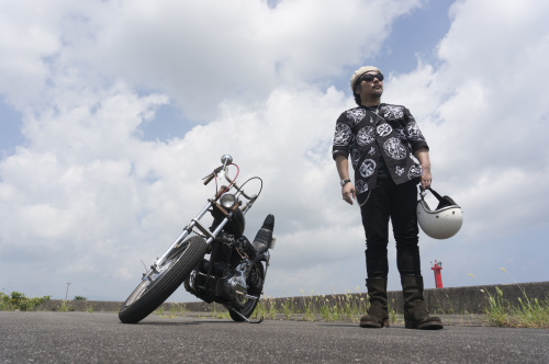 大西 隆之 & Harley-Davidson XLH900(2019.08.24/MATSUZAKA)_f0203027_18025192.jpg