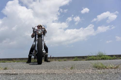 大西 隆之 & Harley-Davidson XLH900(2019.08.24/MATSUZAKA)_f0203027_18040056.jpg