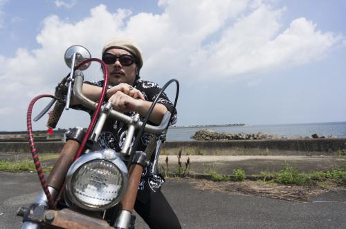 大西 隆之 & Harley-Davidson XLH900(2019.08.24/MATSUZAKA)_f0203027_18040571.jpg