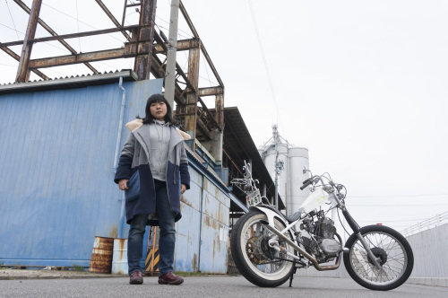 真綾 & HONDA XL250S(2019.03.23/NAGOYA)_f0203027_18114464.jpg