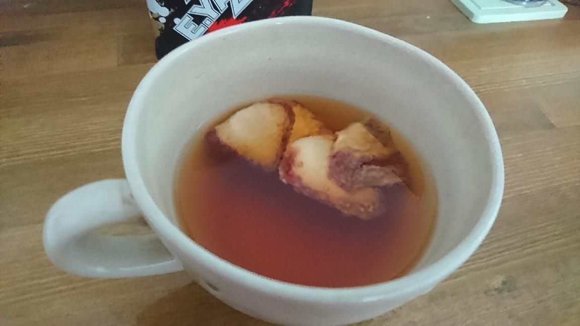 イチゴ茶_b0237229_20250135.jpg