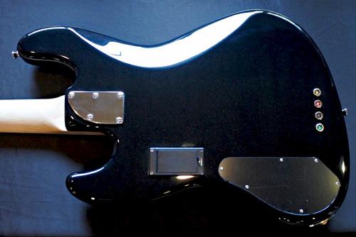 「Black Mica MetallicのStandard-J Active」1本目が完成!_e0053731_16330249.jpg