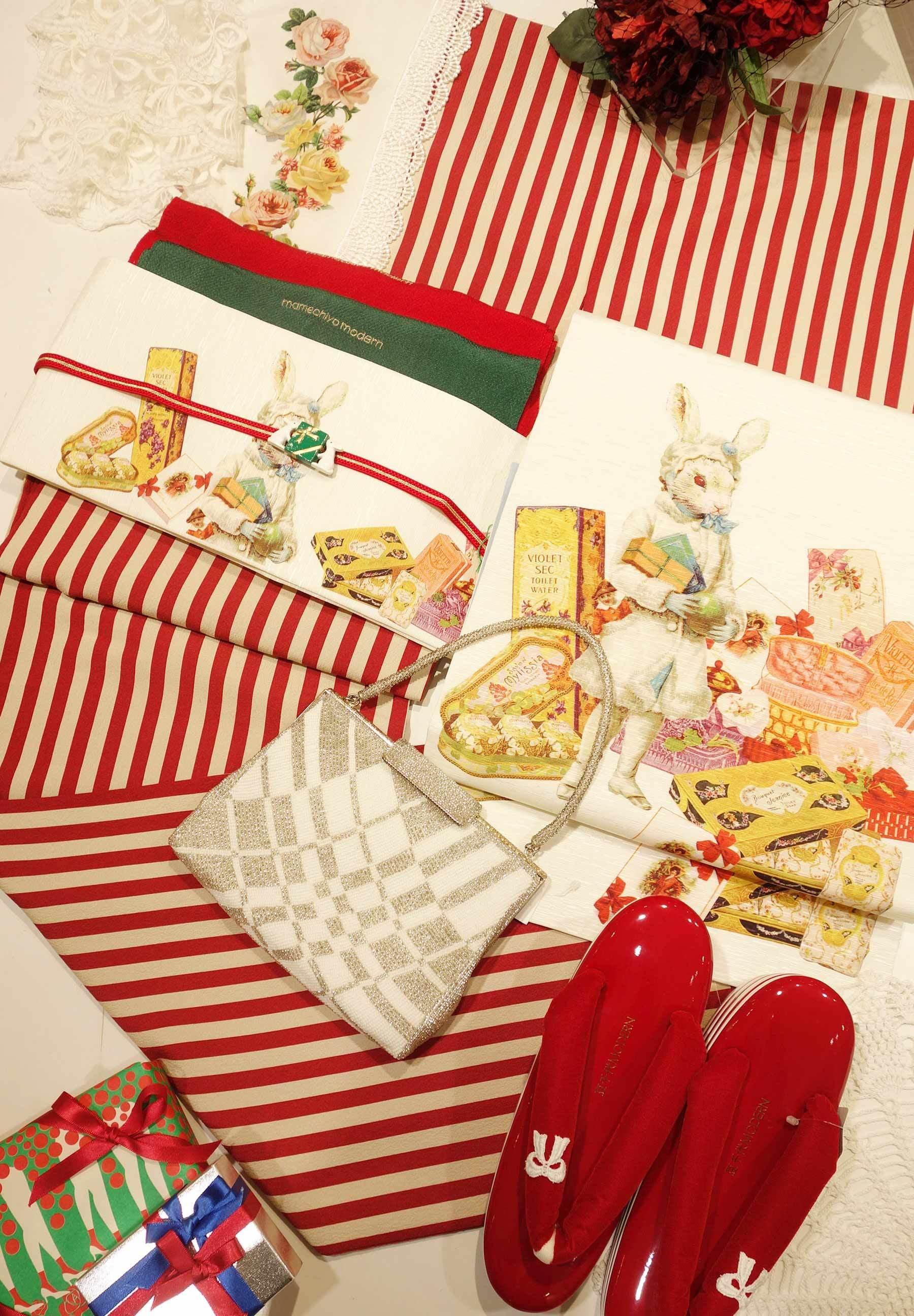 店頭展示クリスマスコーディネート紹介♪_e0167832_13131454.jpg