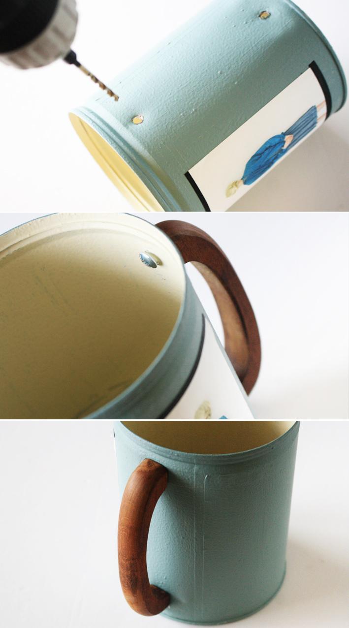 空き缶リメイク「ビアジョッキ風スタンド」_d0351435_04452972.jpg