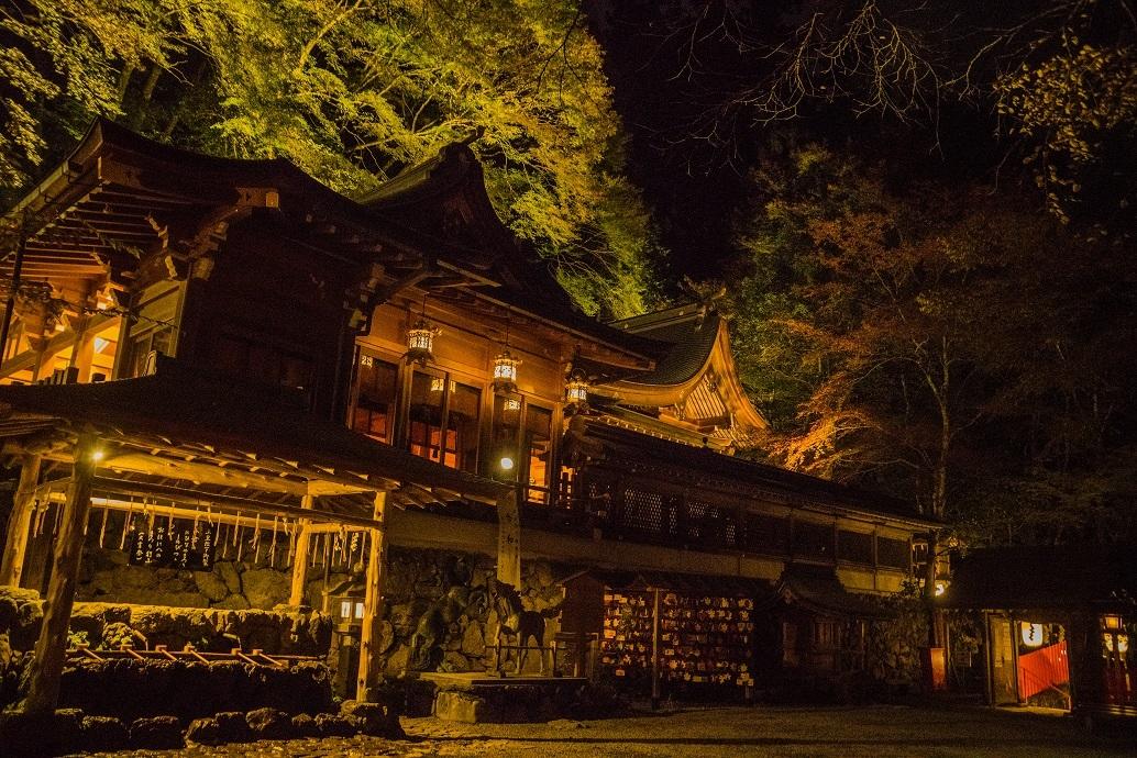 2019京都紅葉~貴船神社ライトアップ_e0363038_11151335.jpg