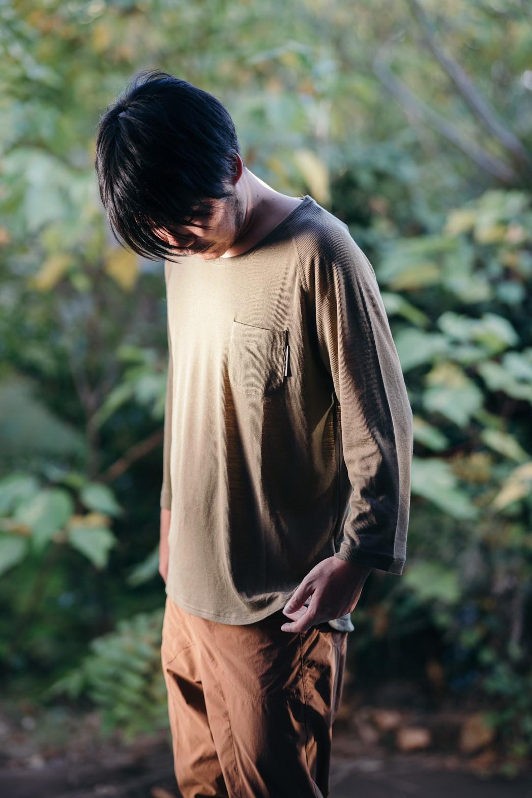Hiker\'s T-shirt8sleeve_f0251840_13583526.jpg