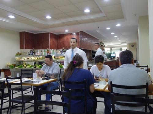 南米最後の食事はDiário GrillのTボーンステーキ_c0030645_01164728.jpg