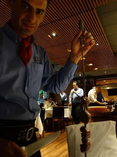南米最後の食事はDiário GrillのTボーンステーキ_c0030645_01170224.jpg