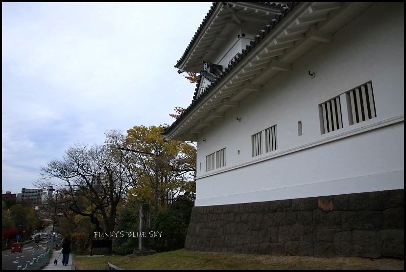 もみじと仙台城址_c0145250_08411478.jpg