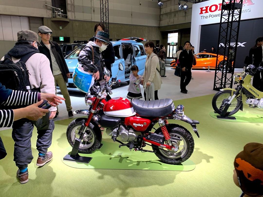 もうすぐHRCS2019、あと名古屋モーターショー行った、_e0365651_21595708.jpg