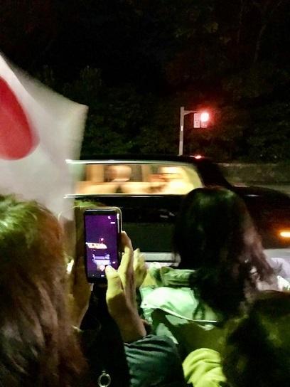 11周年・石下結城に市松宝尽くし帯・天皇、皇后陛下京都へ。_f0181251_19144732.jpg