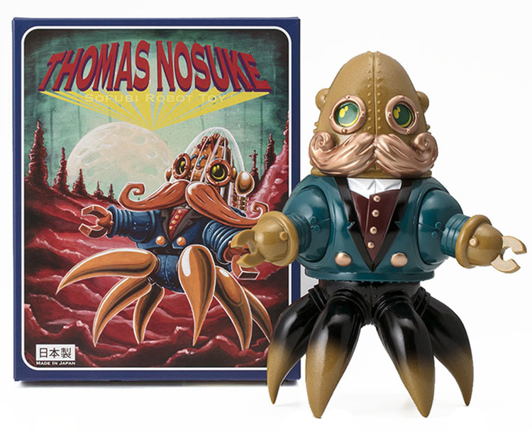 "Thomas Nosuke Morbius ""TEAL\"" Edition by Doktor A_e0118156_23081377.jpg"