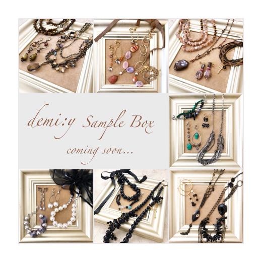 『Sample Box』準備中!_f0156861_09504397.jpg
