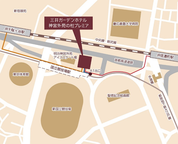三井ガーデンホテル神宮外苑の杜プレミア (1)_b0405262_22175211.jpg