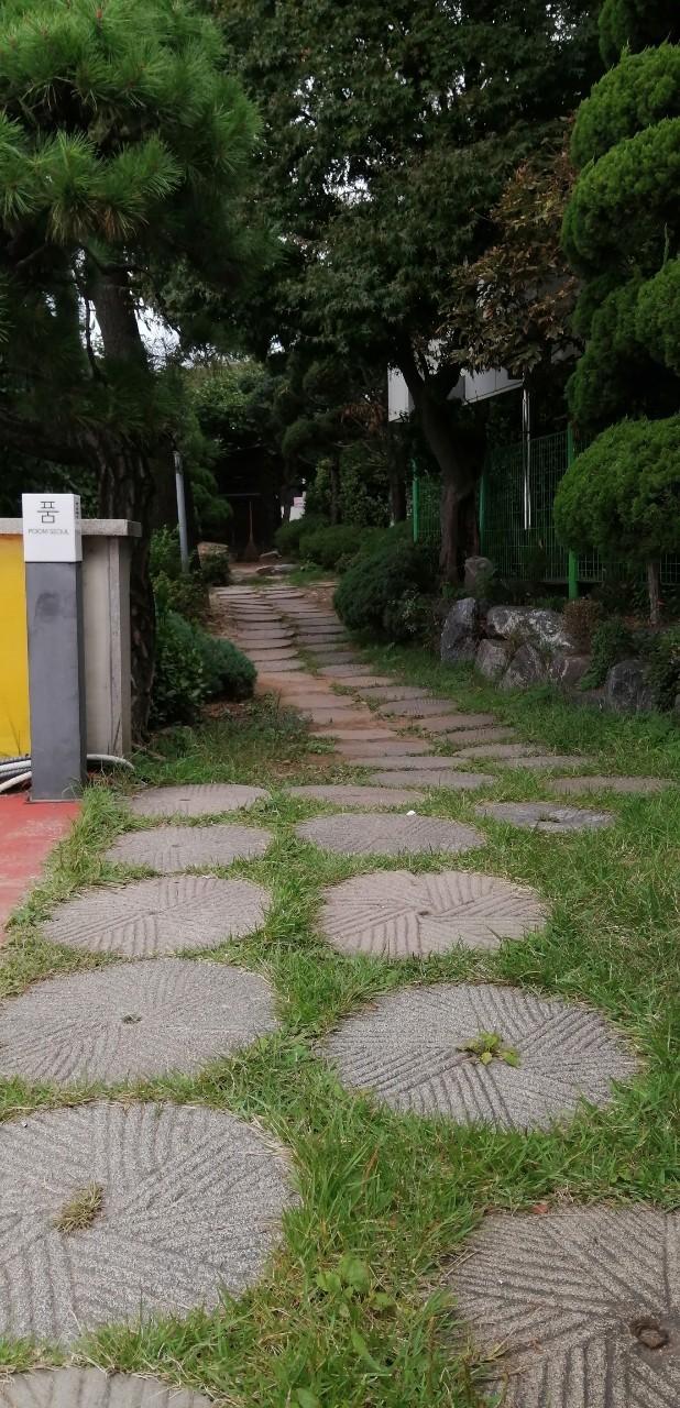 ソウルの素敵ランチ POOM SEOUL♪_b0060363_19540963.jpg