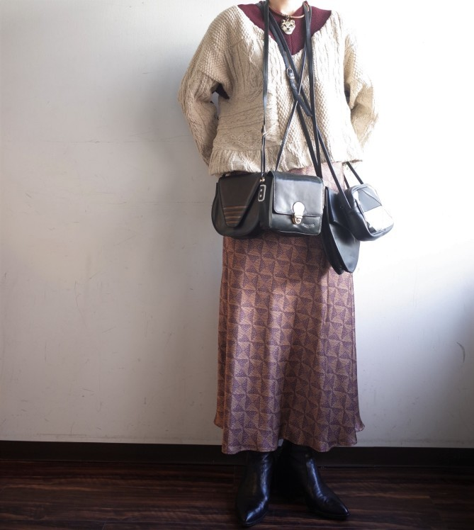 From Vintage Room★mini shoulder Bags★_e0269968_19184582.jpg