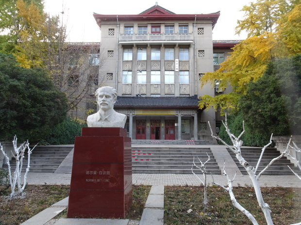 済南市、山東大学_d0193569_07360609.jpg