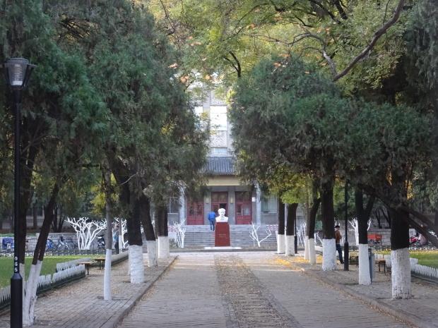 済南市、山東大学_d0193569_07375928.jpg