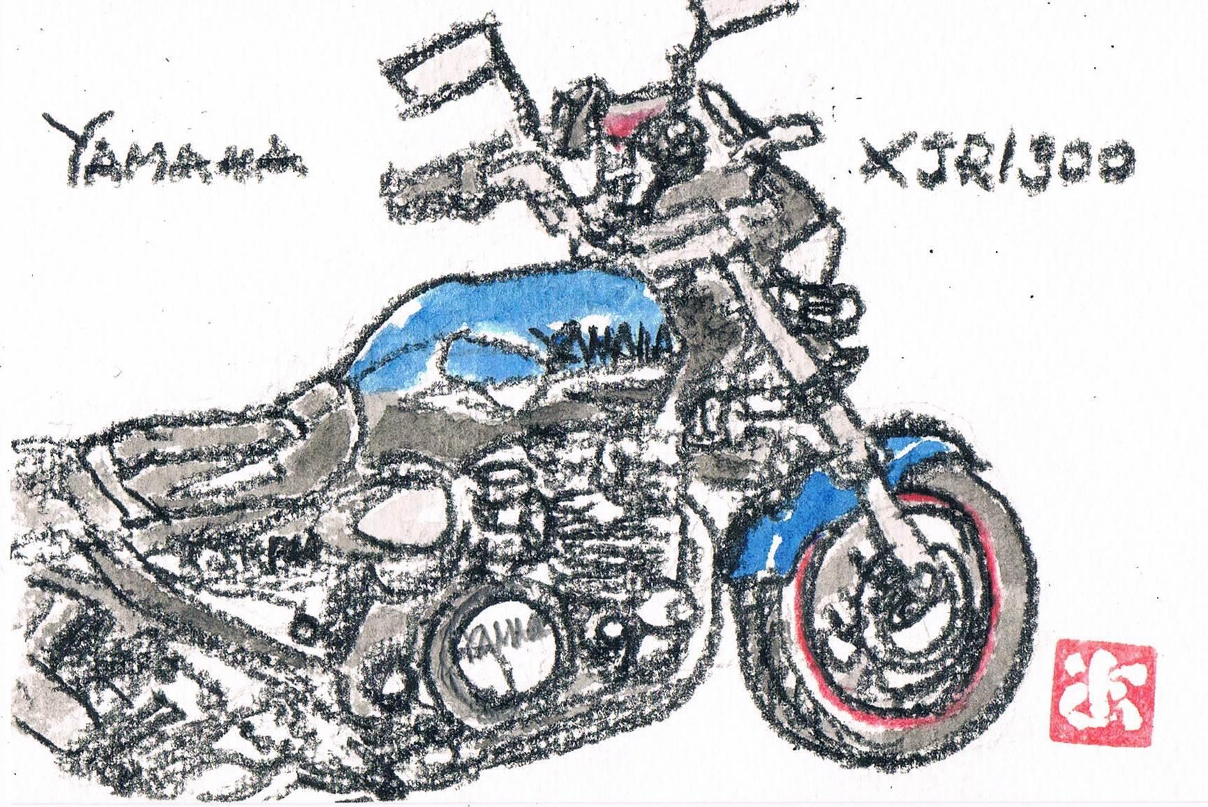 ヤマハ XRJ-1300_e0232277_14574096.jpg