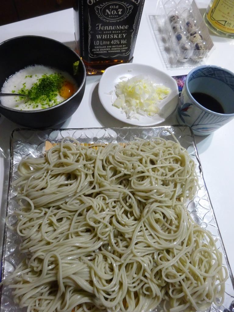 アメリカカブレかもろ日本人か分からぬ食卓 86 へぎそば_d0061678_12185940.jpg