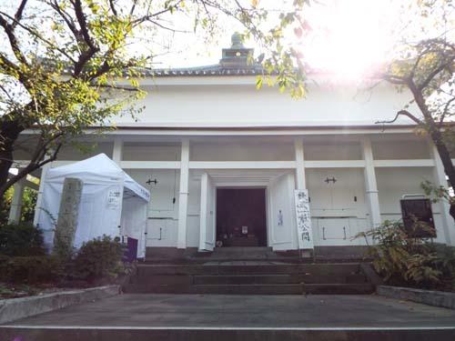 文化財ウィーク1 妙定院・増上寺・心光院まで見たこと_f0211178_17083730.jpg