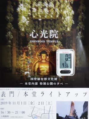文化財ウィーク1 妙定院・増上寺・心光院まで見たこと_f0211178_17110577.jpg